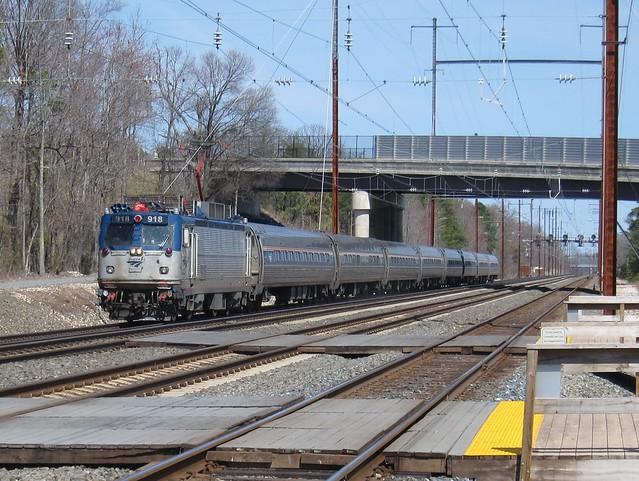 Amtrak 918