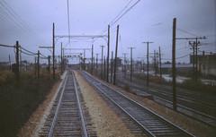 19671008 02 South Shore Line @ Kensington