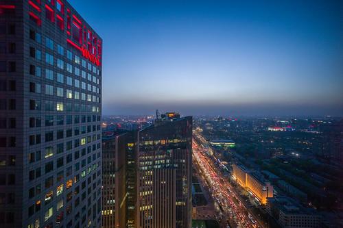china leica city view beijing hyatt parkhyatt m9 yintai parkhyattbeijing