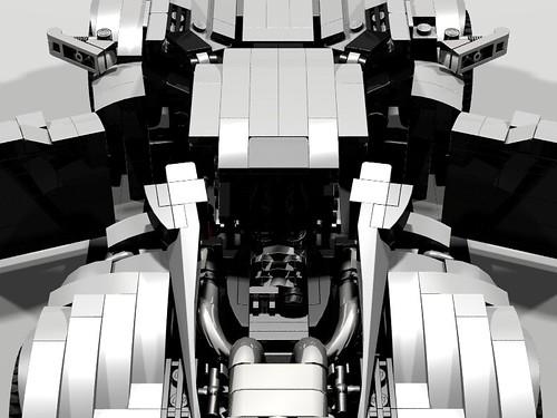 Prowler Minaccia - engine