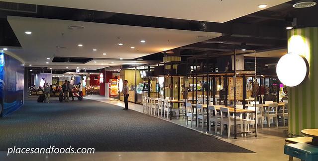 klia2 level 2m food outlets
