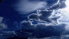 Himmel Wolken Sonne - by GALAXY S5 - S7  - u. a.