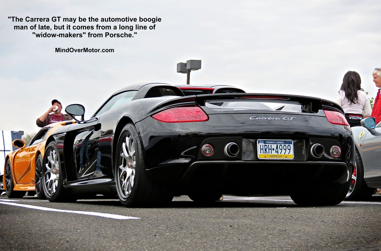 Porsche Carrera GT at Bucks County Exotics