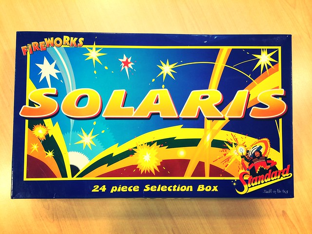Solaris selection box by Standard Fireworks | Explore ...