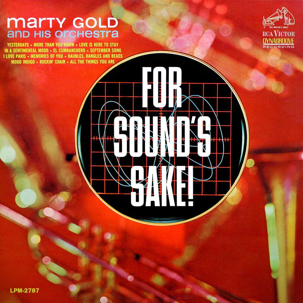 Marty Gold - For Sound's Sake!