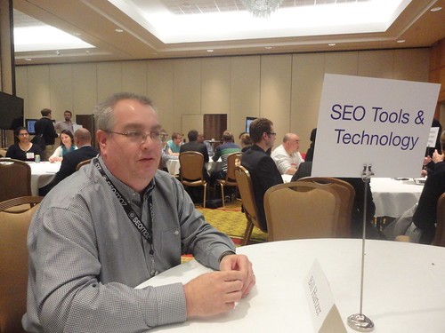 Here is SEO Boss Bill Hartzer all the way from Dallas Texas!