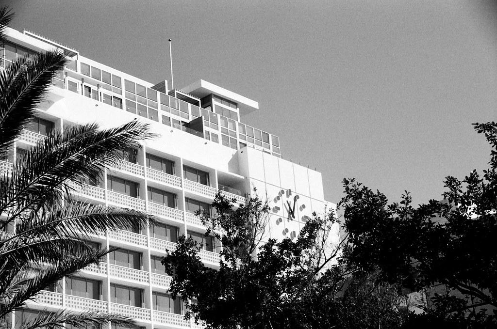 Seville Beach Hotel  Collins Ave Miami Beach Fl Mia