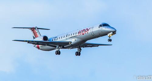 HOP! l F-GRGK l Embraer ERJ-145EP
