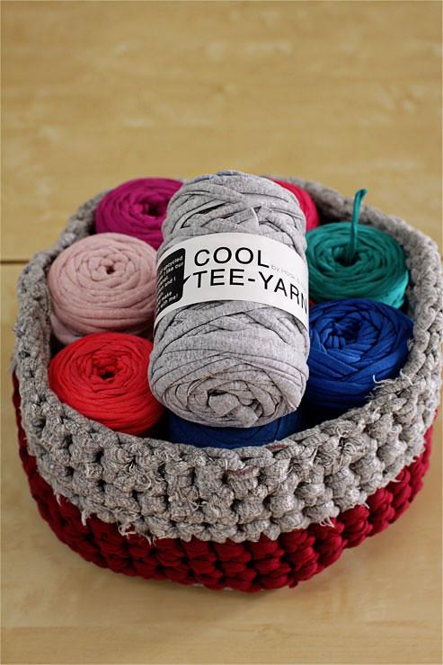 Tshirt Yarn #1