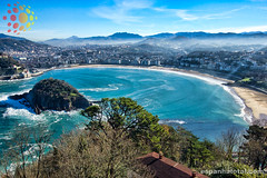 como viajar de Barcelona a San Sebastián