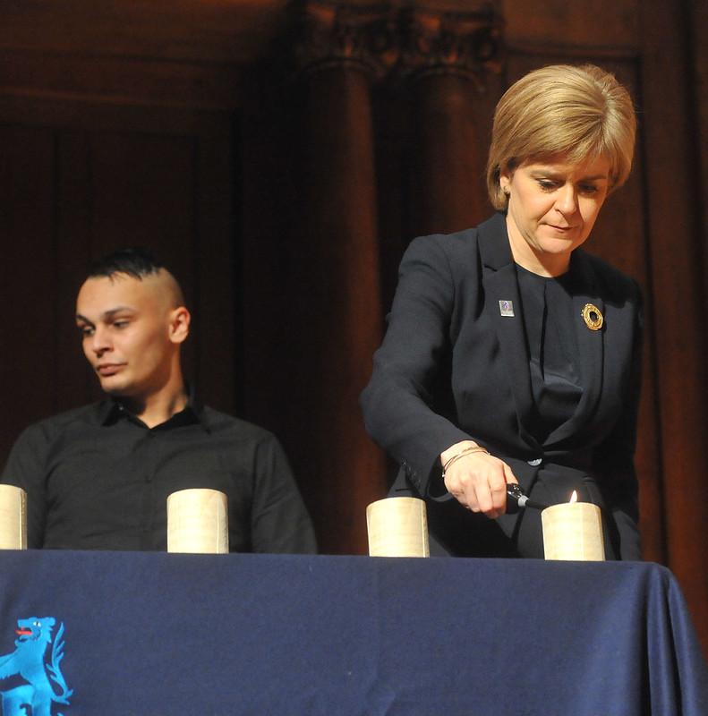 Holocaust Memorial Day Event