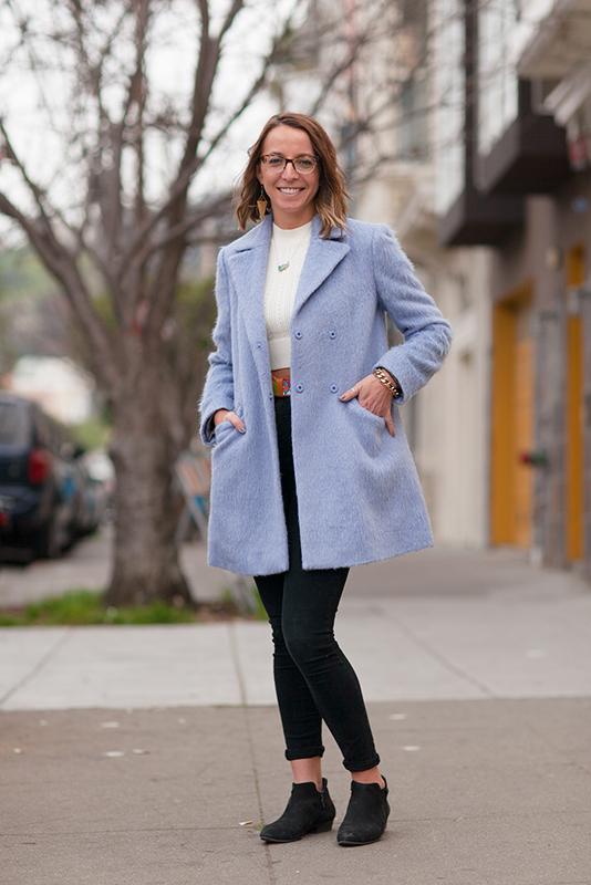 quinn Quick Shots, San Francisco, street fashion, street style, women, 20th Street