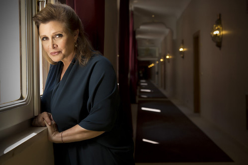 Carrie Fisher, Anthony Daniels, and More Coming to Star Wars Celebration 2015