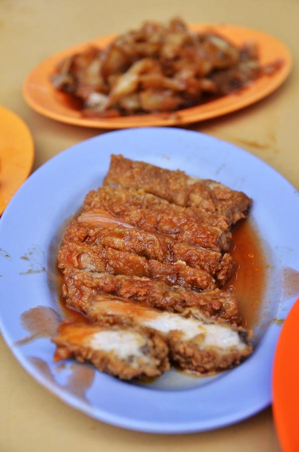 Hainan Pork Chop