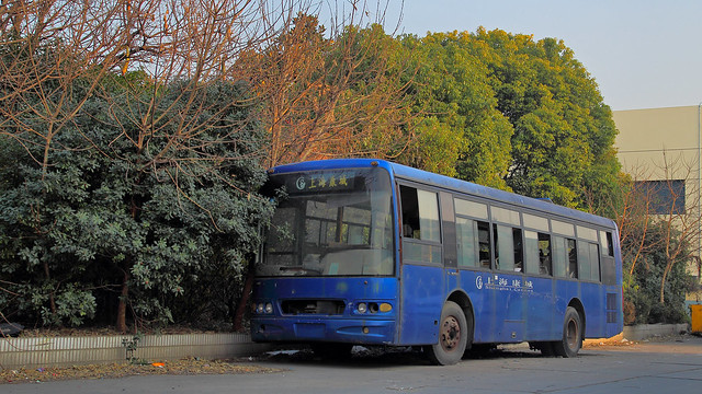 上海康城班车