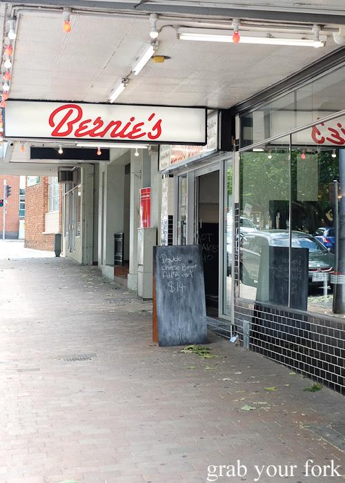 Bernie's Diner, Moss Vale