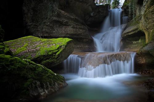 Cascade des Tines