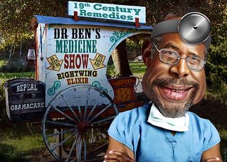 Dr. Ben's Medicine Show