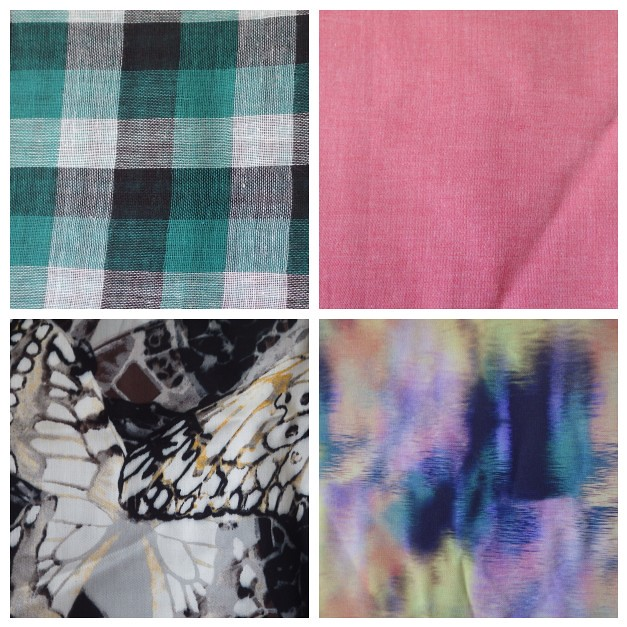 Recent Fabric Purchases