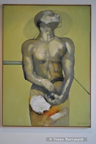 24. Olga Sinclair. Pensamiento de Atleta, 2002