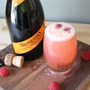 Blushing Prosecco Cocktail