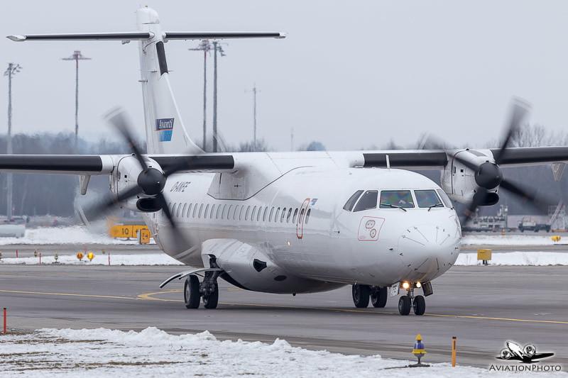 D-ANFE / Avanti Air / ATR 72-202