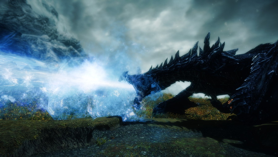 elemental dragons at skyrim nexus mods and community