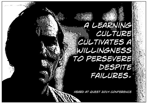 Educational Postcard: Cultivating a willingness to persevere