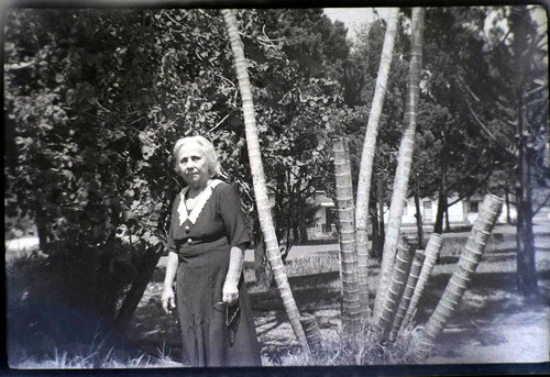 Petronella Anthonette Catharina de Wit in the Dutch East Indies around 1946