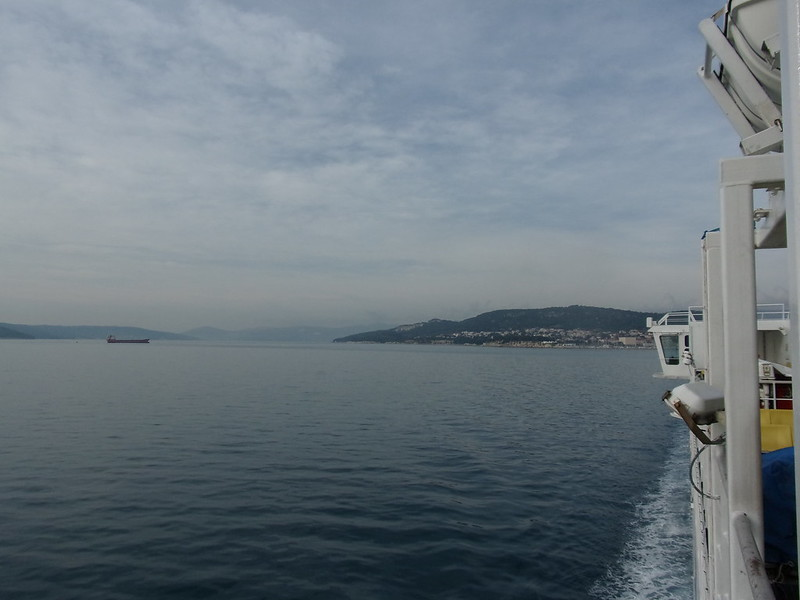 Ferry to Supetar