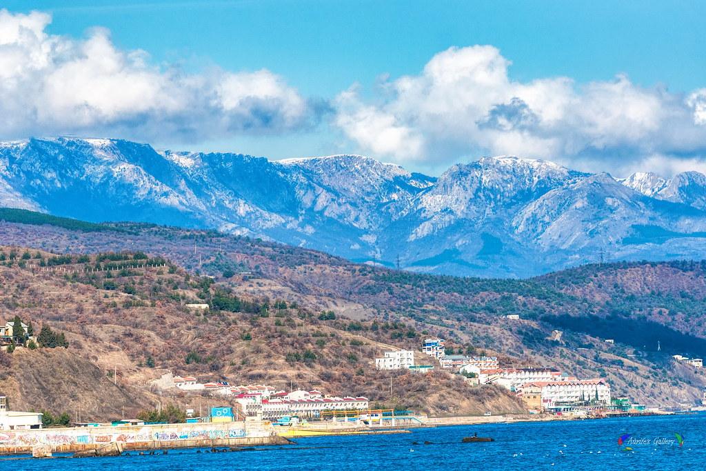 Crimean views in February