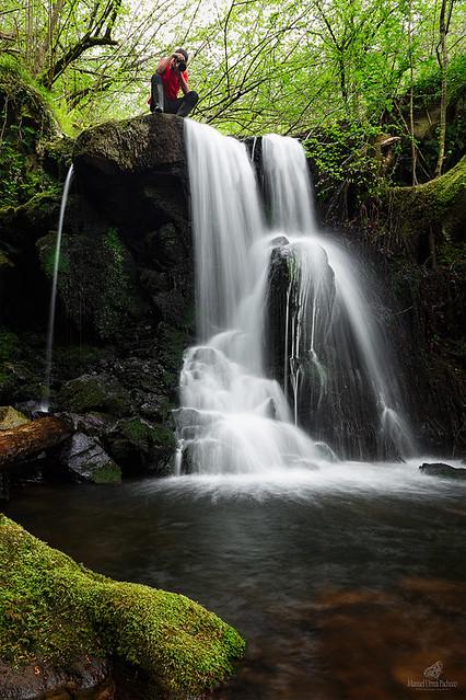 The Waterfall's Edge