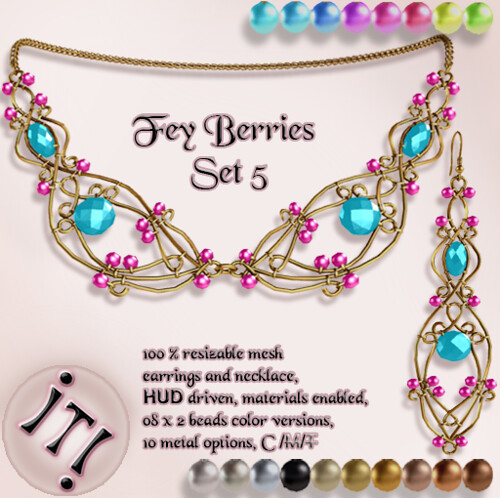 !IT! - Fey Berries Set 5 Image