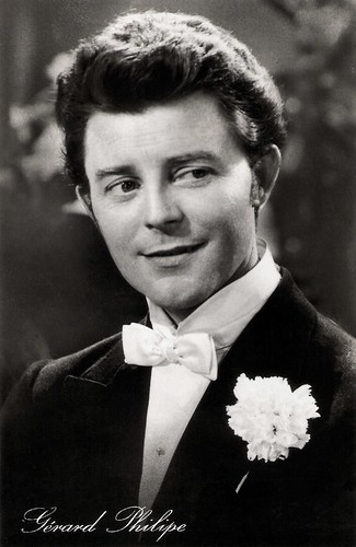 Gérard Philipe in Pot-Bouille (1957)