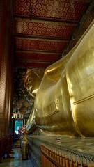 Buda acostado
