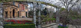 Image of Eltham Palace. london garden april elthampalace 2016 capitalring