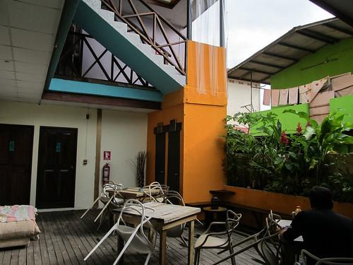Bocas del Toro: notre hôtel