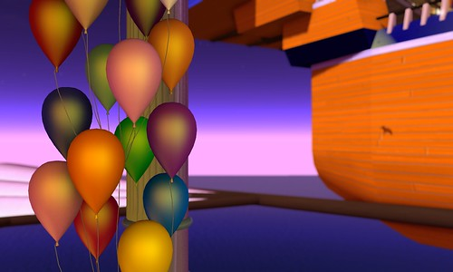 Welcome Area: Helium by Deoridhe Grimsdottir Quandry