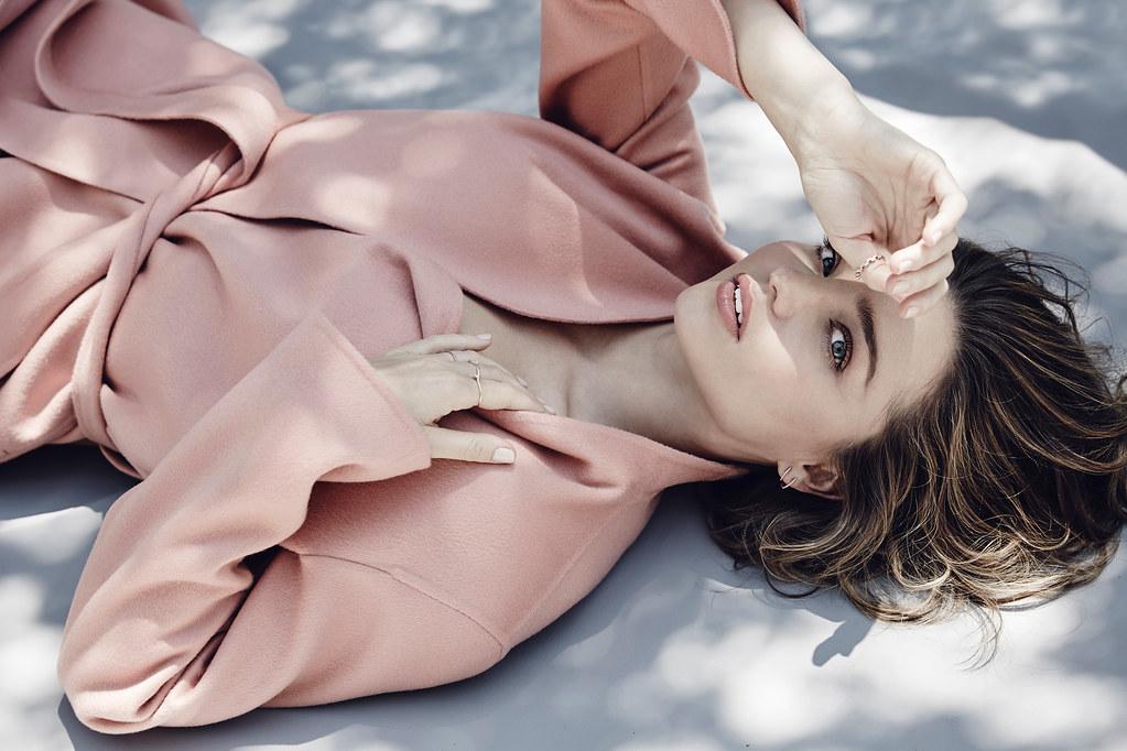 Миранда Керр — Фотосессия для «Gritty Pretty» 2016 – 7