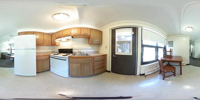 Northwood Apartments Kitchen