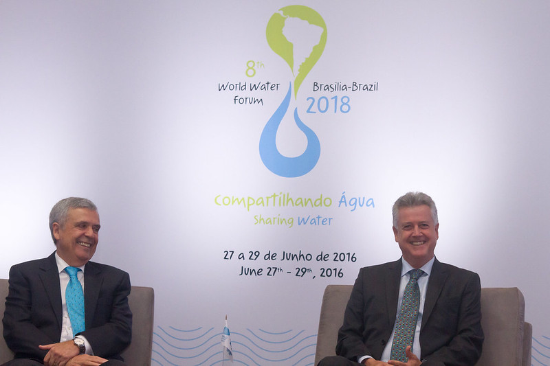 8th World Water Forum Kick Off Meeting