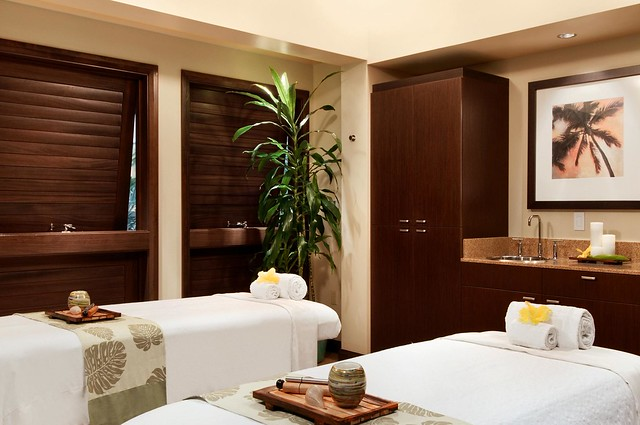 Spa Helani_Couples Treatment Room, Photo Courtesy of Westin Kaanapali Ocean Resort Villas