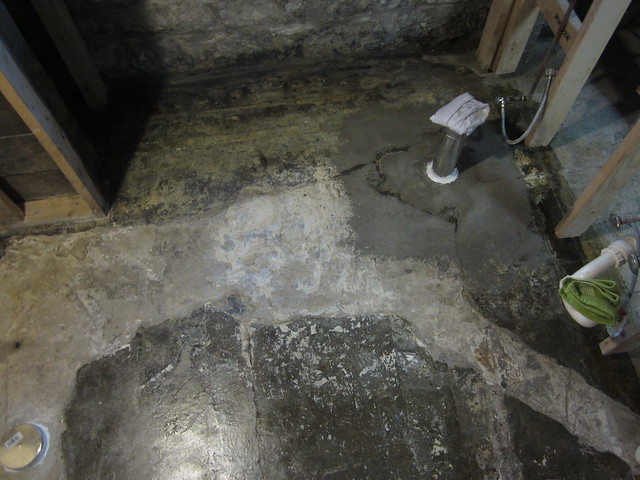 Self Leveling Cement : How to use self leveling concrete decor adventures