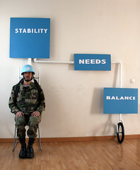 STABILITY NEEDS BALANCE - Photo of Étiolles