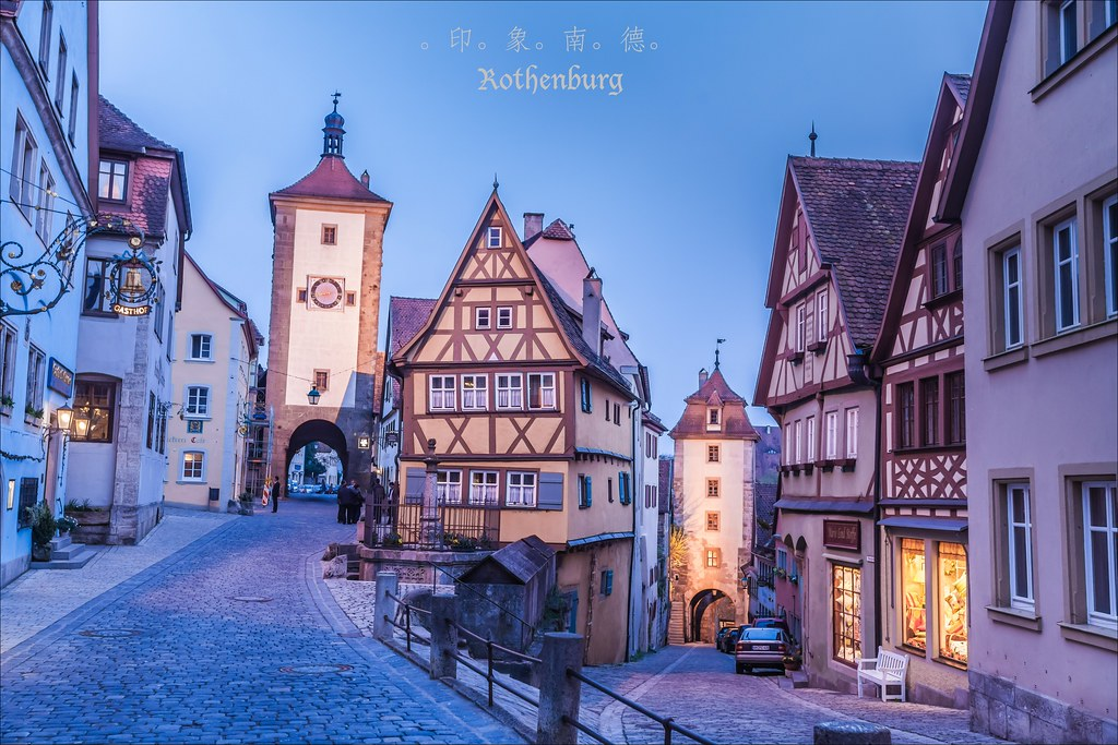 Rothenburg  坐標位置:49.374579,10.180102