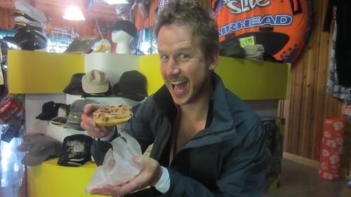 Bacon & Maple Donut