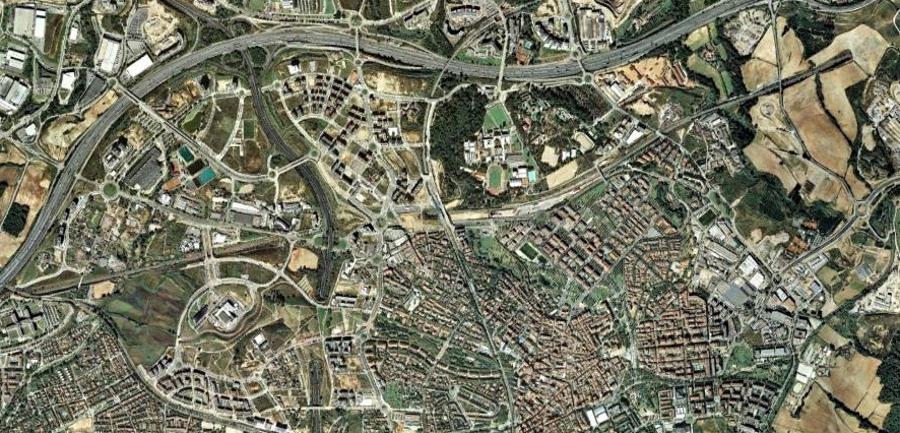san cugat, sant cugat, barcelona, cataluña, catalunya, ciudad, después, desastre, urbanístico, planeamiento, urbano, construcción, urbanismo