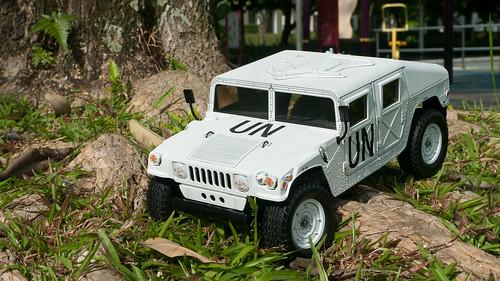 Tamiya Hummer P1280096