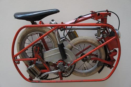 """Folding Bike"" by dog97209"