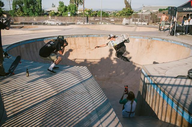 Blood Wizard @ Memorial Skate Park